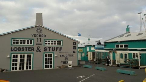 Fiskrestaurang