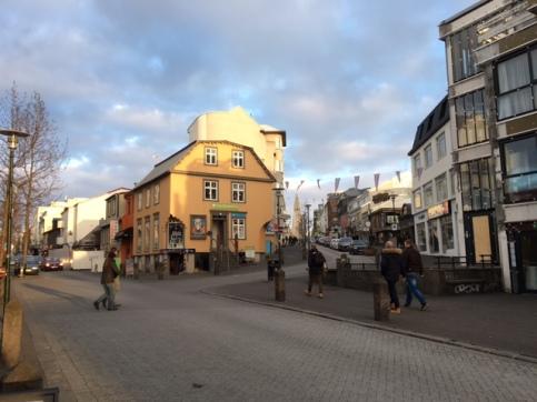 Reykjavik_stadskärnan