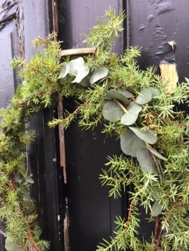 Julkrans_eucalyptus